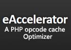 使用eAccelerator扩展加速你的网站