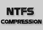 C盘启用NTFS格式分区的压缩功能时不得压缩的两个文件...