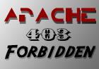 Apache2.4.4新变更和打开站点403的解决办法